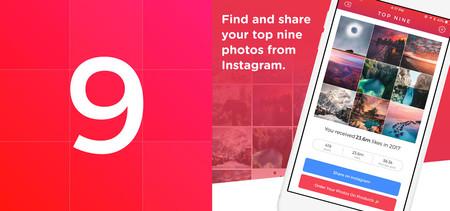 Top Nine Instagram 2018, cómo crear y compartir el montaje de tus fotografías más populares de este año