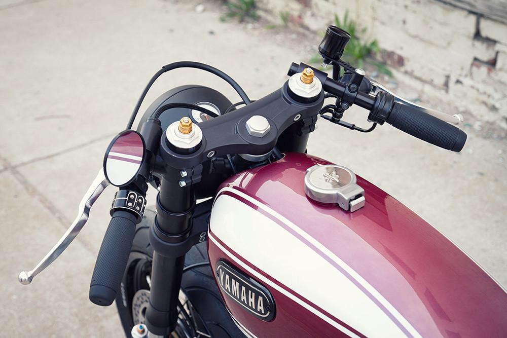 Yamaha XS650 Cognito Moto