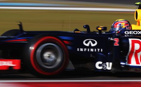 Primera fila de Red Bull en Yeongam con pole de Mark Webber