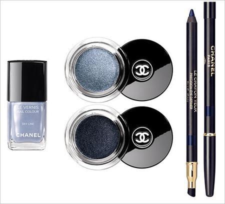 Chanel Bleu Illusion, preciosa colección de otoño