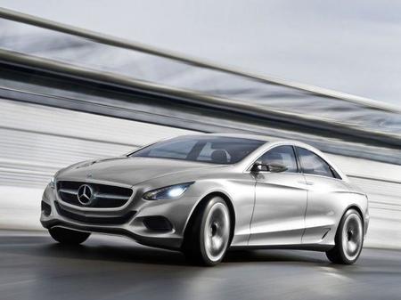Mercedes prepara una versión eléctrica del Clase S