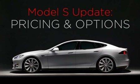 Tesla desvela el precio y las opciones del Model S
