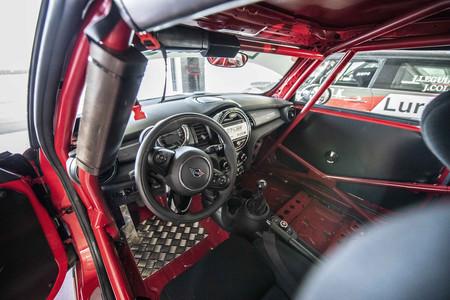 Copa Lurauto MINI interior coche
