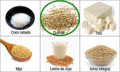 Solución a la adivinanza: el alimento de origen vegetal con más proteínas es la quinoa