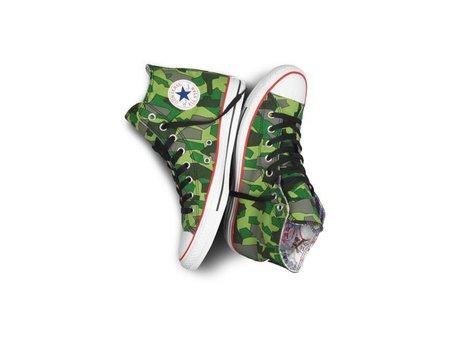 Converse Gorillaz por Jamie Hewlett, todas las zapatillas