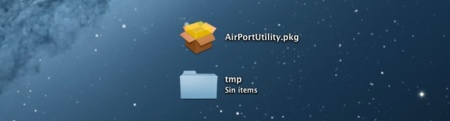 Airport Utility 5.6.1 carpeta tmp