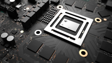 Xbox Project Scorpio Graphic Card