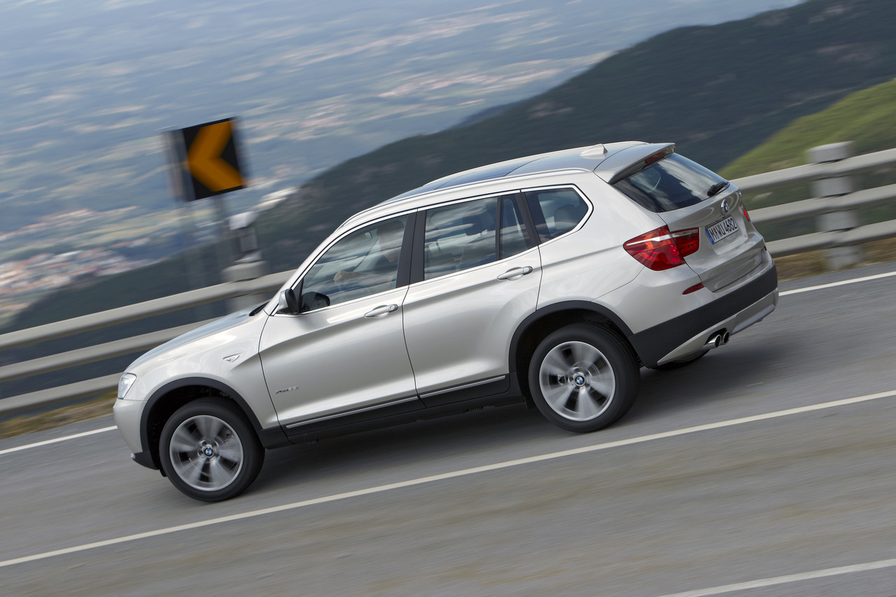 Foto de BMW X3 2011 (83/128)