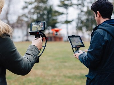 La Steadicam llega a los smartphones de la mano del fabricante de drones Yuneec