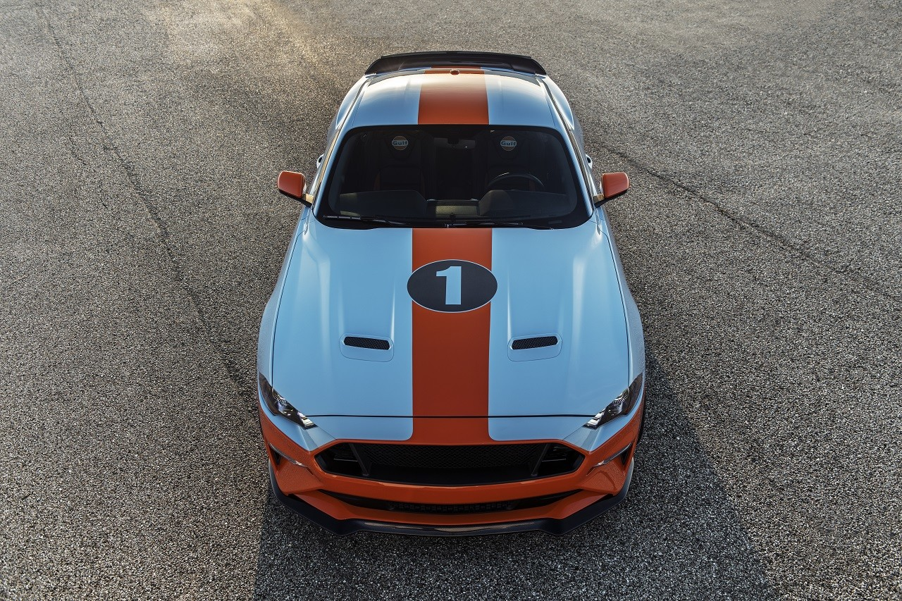 Foto de Ford Mustang Gulf Heritage Edition (11/38)