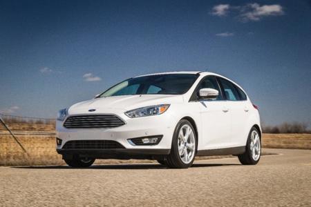 Ford Focus 2015 1
