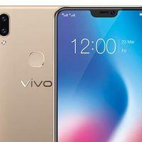 """El Vivo V9 se filtra al completo: pantalla de 6,3"""" con muesca, AR stickers y cámara frontal de 24 megapíxeles"""