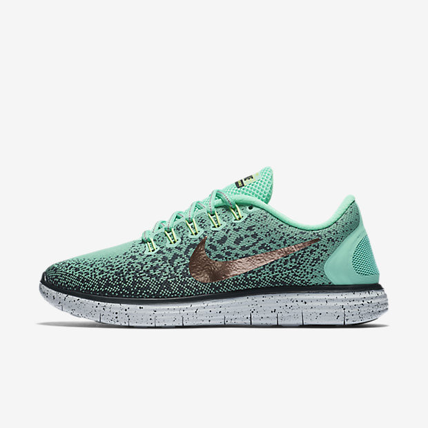 Nike Free RN Distance Shield (mujer)