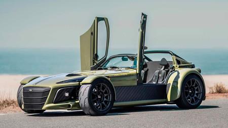 Donkevoort D8 GTO JD70, el nuevo deportivo holandés deslumbra con sus 420 hp y carrocería de fibra de carbono
