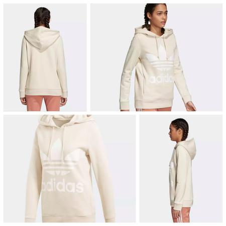 Sudadera Adidas Originals en varios colores desde 32,48 euros y envío gratis