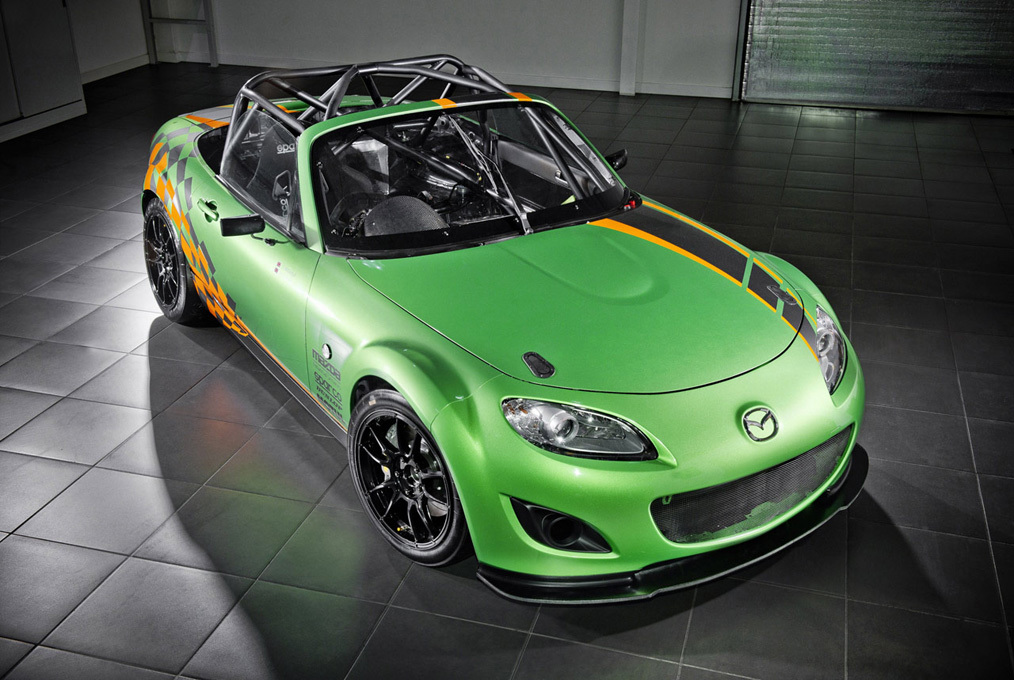 Foto de Mazda MX-5 GT (3/5)