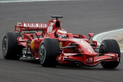 El F2008 se adaptará más al estilo de Kimi Raikkonen