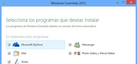 Las novedades de Windows Live Essentials 2012, a fondo