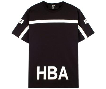 Camiseta Negra Hba