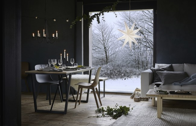 Ikea Coleccion Navidad 2017 Ph146325 Vassad Mesa Acero Lamina Fresno Arana Velas Lowres