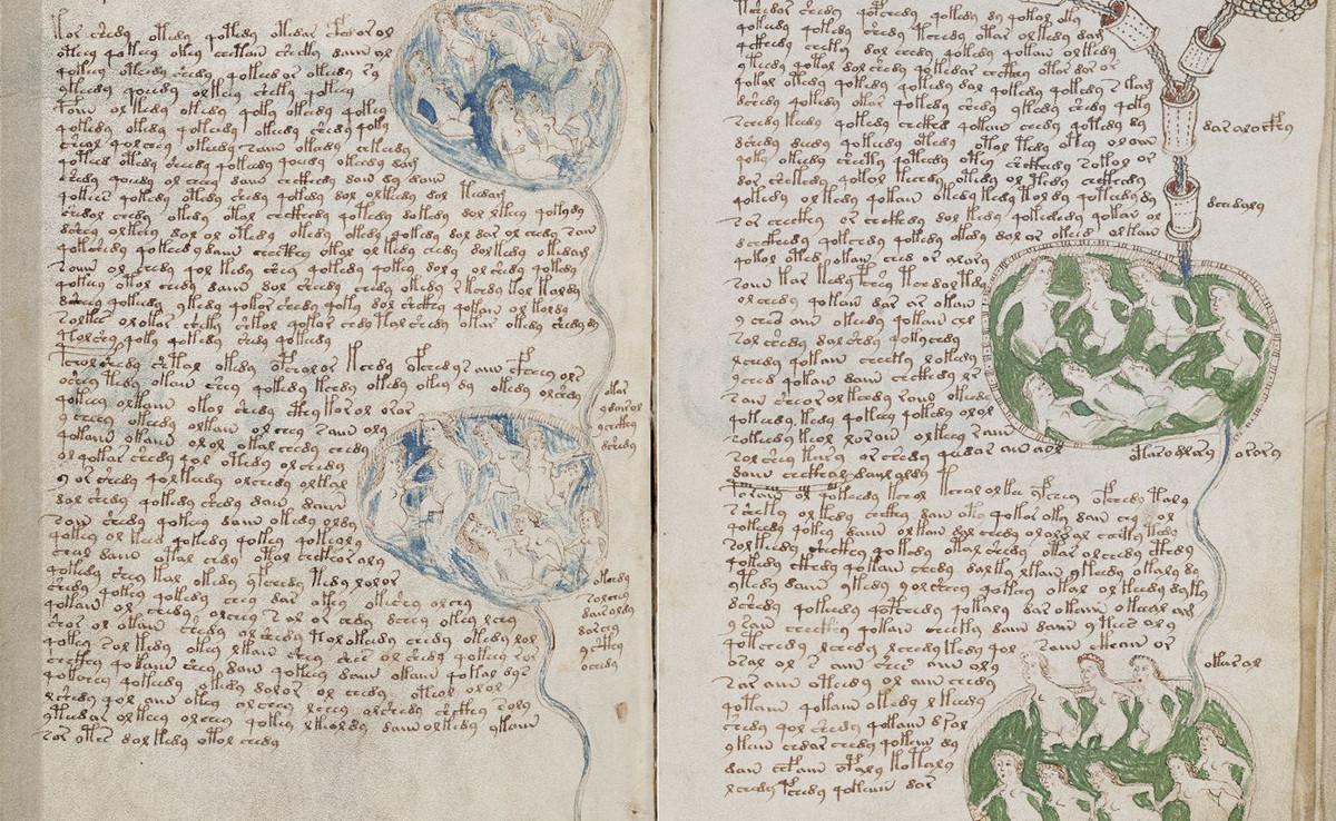 El Manuscrito Voynich, el misterioso libro que llevamos 600 años tratando  de descifrar sin éxito