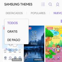 Los temas gratis para Samsung dejan de ser gratis en Android Pie: caducan a las dos semanas