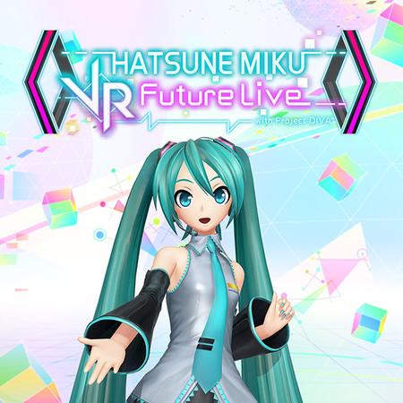Hatsune Miku Vr Future Live 02