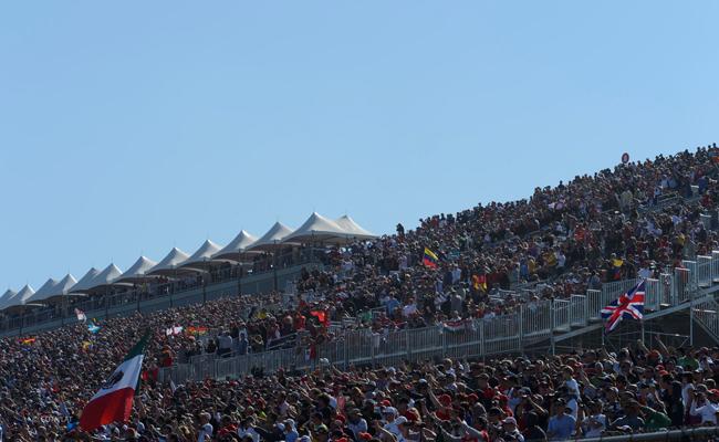 Fans Austin GP USA 2012