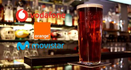 Cuánto cuesta el fútbol para bares y resturantes: tarifas y condiciones de Movistar, Orange y Vodafone