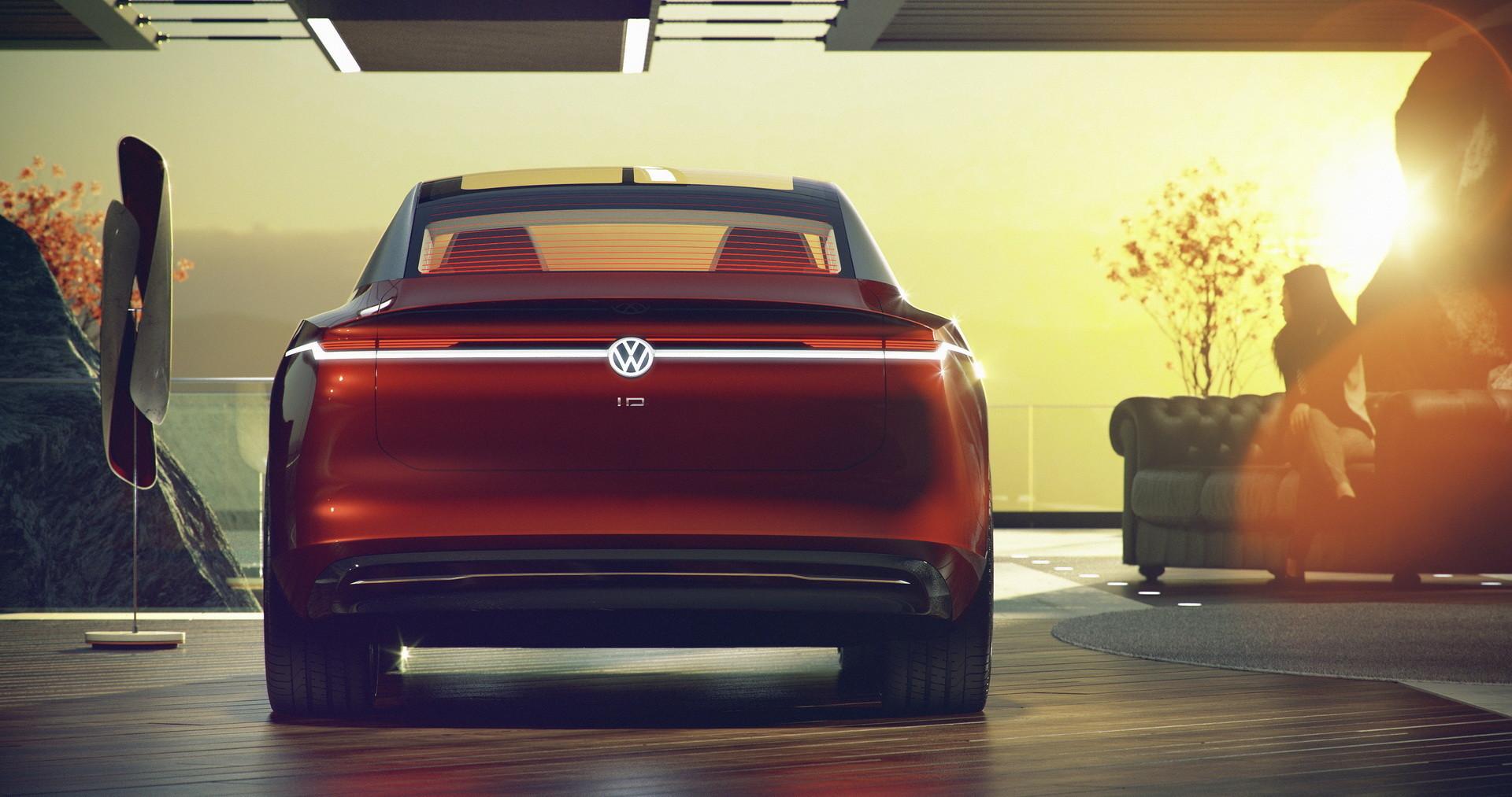 VW vizzion 2018 ID