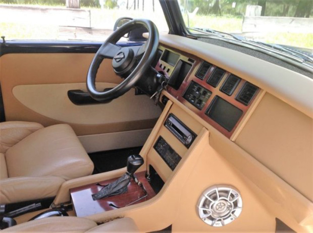 Vw Beetle Corvette Interior