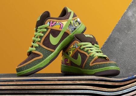 De La Soul Nike Dunk Low 1