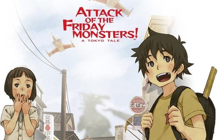 'Attack of the Friday Monsters! A Tokyo Tale': análisis