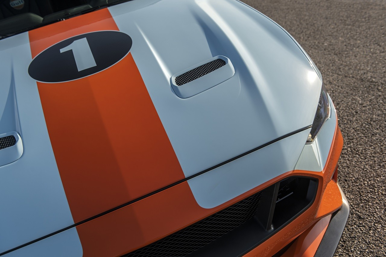 Foto de Ford Mustang Gulf Heritage Edition (20/38)