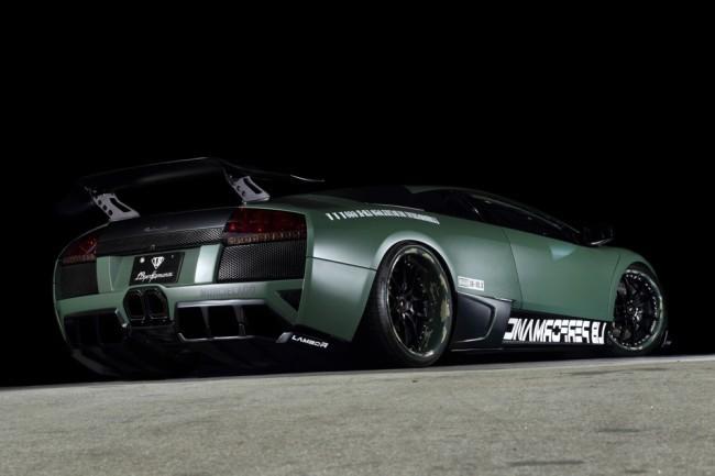 Lamborghini Murcielago T-02 LB Performance
