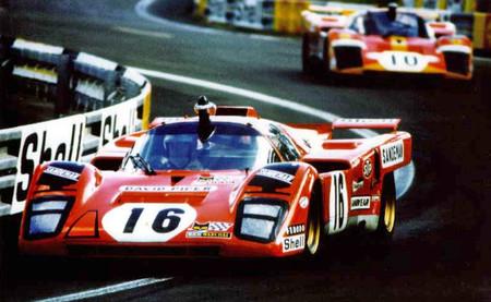 Ferrari 512 David Piper Racing