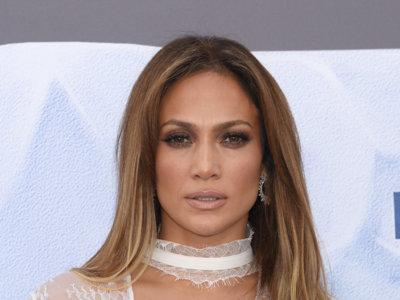 Jennifer Lopez se convierte en la reina de las nieves y encandila a todos en el estreno de 'Ice Age: Collision Course'