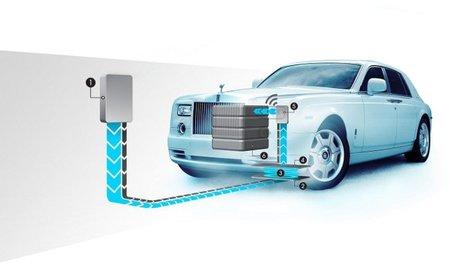 Rolls Royce 102EX Phantom Experimental Electric
