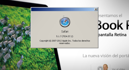 video da youtube con safari 6.0.2