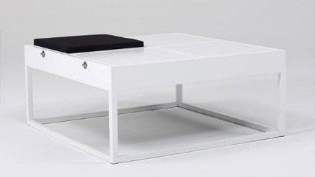 mesa centro acolchado