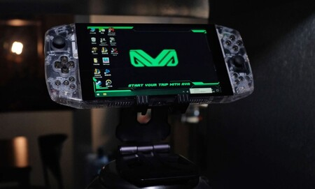 Así es Aya Neo, el PC con forma de Nintendo Switch que ya ha recaudado más de 1,2 millones de euros en 24 horas