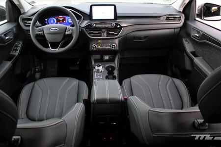 Ford Kuga Fhev 2021 interior