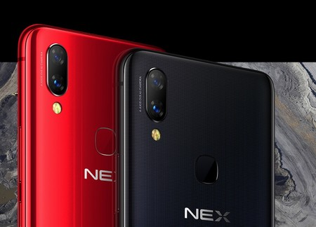 Vivo Nex Color