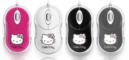 Ratón de Hello Kitty