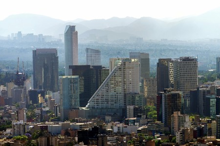 Con ventiladores gigantes planean combatir la contaminación de Ciudad de México, pero la idea no es precisamente nueva