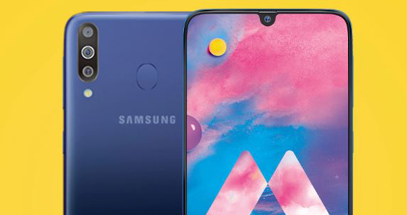 Samsung Galaxy M30: triple camera and battery of 5,000 mAh for the mid-range of Samsung