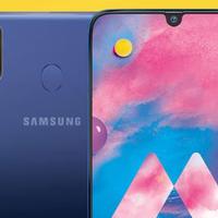 Samsung Galaxy M30: triple cámara y batería de 5.000 mAh para la gama media de Samsung