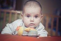 Consejos para fotografiar con éxito a un bebé