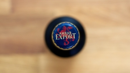 ambar expor - cata de cerveza - chapa