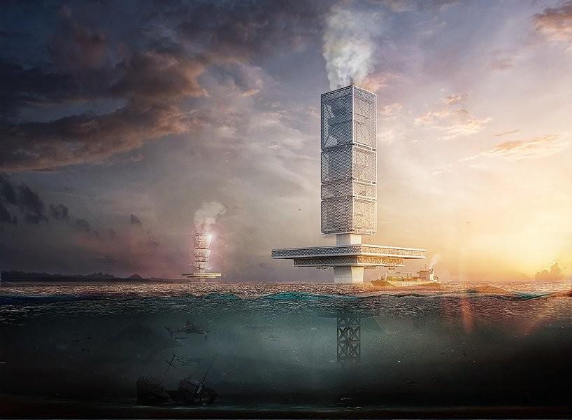 Este rascacielos busca ser el primero con